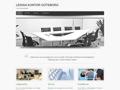 www.ledigakontorgoteborg.nu