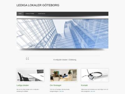 www.ledigalokalergoteborg.nu