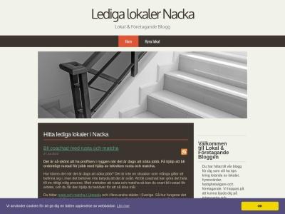 www.ledigalokalernacka.se