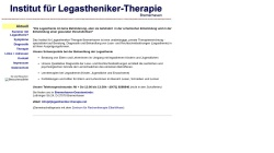 www.legastheniker-therapie.net Vorschau, Legastheniker-Therapie Bremerhaven