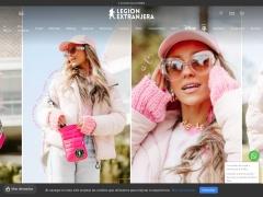Venta online de Carteras y Bolsos en Legión Extranjera | Bolsos y Mochilas