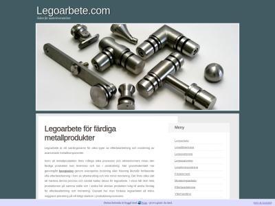 www.legoarbete.com