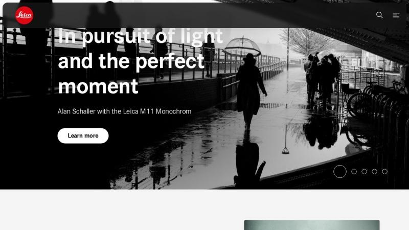 www.leica-camera.com Vorschau, Leica Camera AG
