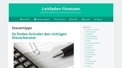 www.leitfaden-finanzen.de Vorschau, Steuertipps