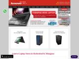 Lenovo Showroom in Hyderabad – Lenovo Store buy low price laptop desktop in hyderabad, telangana