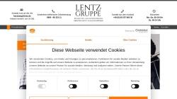 www.lentz-detektei.de Vorschau, Lentz Gruppe®