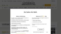 www.leonberger-kreiszeitung.de Vorschau, Leonberger Kreiszeitung