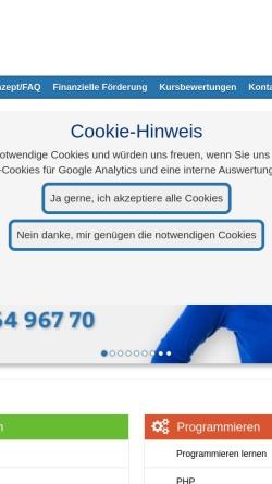 Vorschau der mobilen Webseite www.lerneniminternet.de, Dr. Horst Jaitner