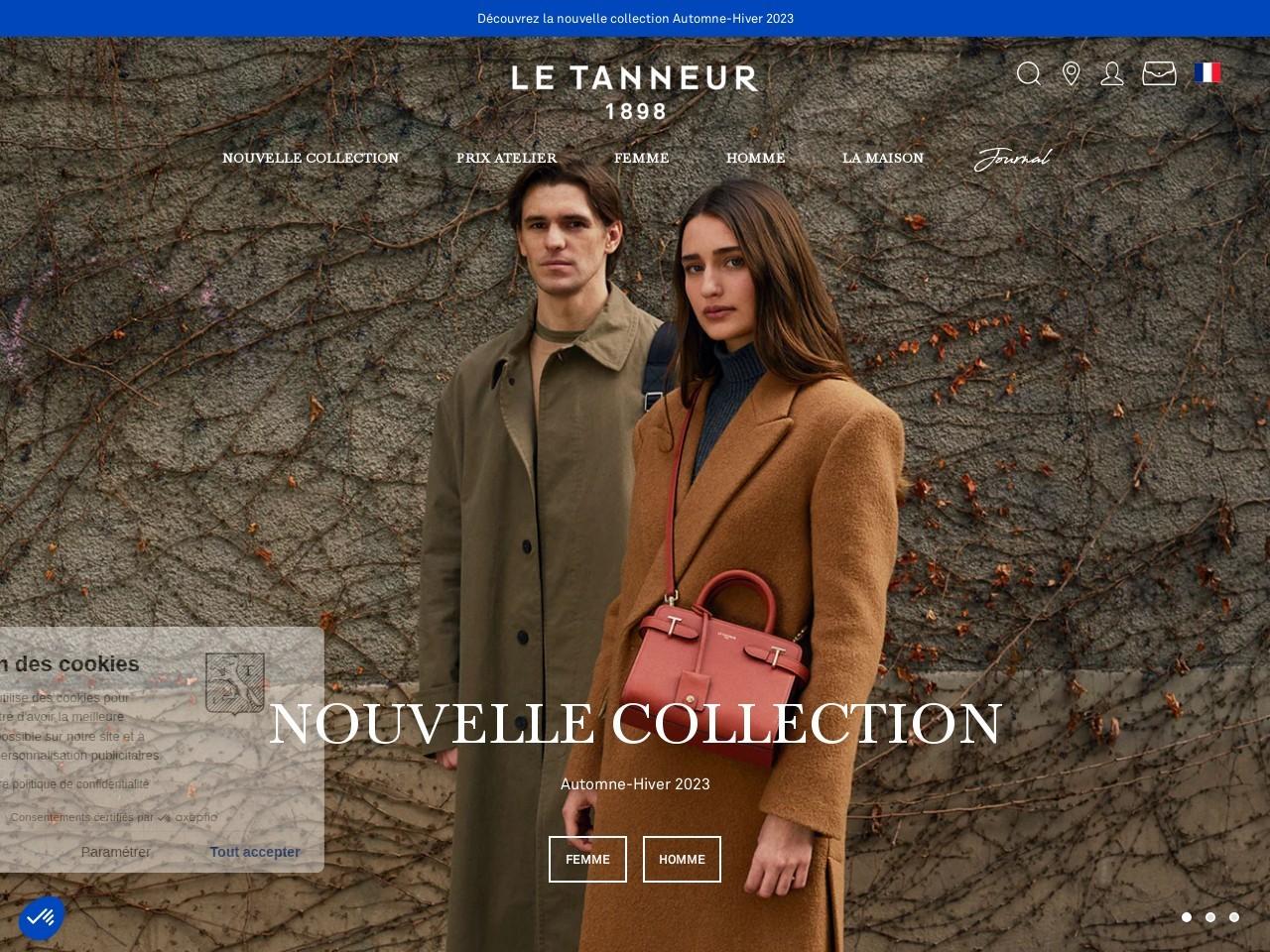 Code promo Le Tanneur et bon de réduction Le Tanneur