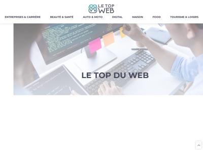 Référencement de qualité - LeTopWeb.fr