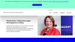 www.leutheusser-schnarrenberger.de Vorschau, Leutheusser-Schnarrenberger, Sabine