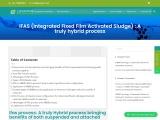 IFAS Process – Hybrid Process – Levapor