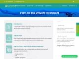 Palm oil mill effluent treatment – Levapor