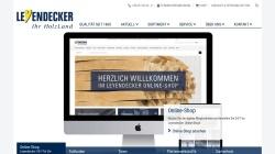 www.leyendecker.de Vorschau, Holzland Leyendecker GmbH & Co.KG