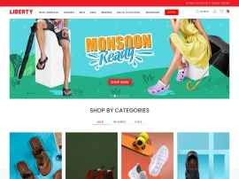 Online store Liberty Shoes
