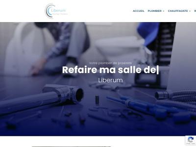 Liberum-chauffage professionnels de la plomberie et du chauffage