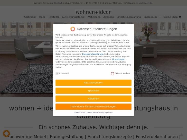 Lifestyledirect screenshot