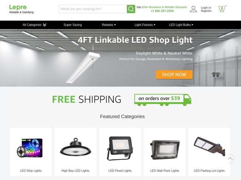 LightingEver Coupon Codes