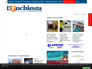 screenshot linchiestaquotidiano.it