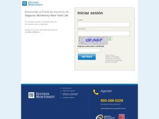 Captura de pantalla para lineamonterrey.com.mx