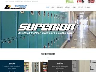Screenshot for listindustries.com