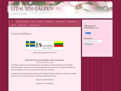 www.litauenhjalpen.n.nu