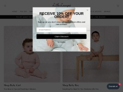 Little Loungers Boutique Online
