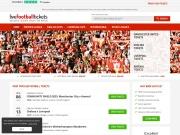 Live Football Tickets Voucher
