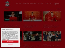 Liverpool FC Coupons September 2018