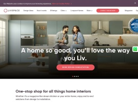 Online store Livspace
