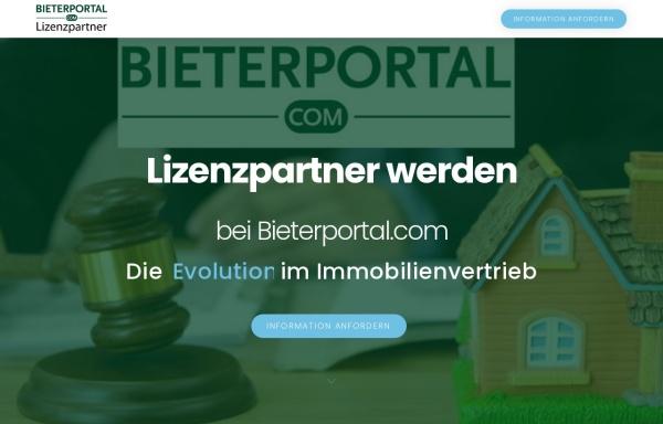 Vorschau von www.lizenzpartner.com, Preikschat & Partner Immobilienmanagement GmbH
