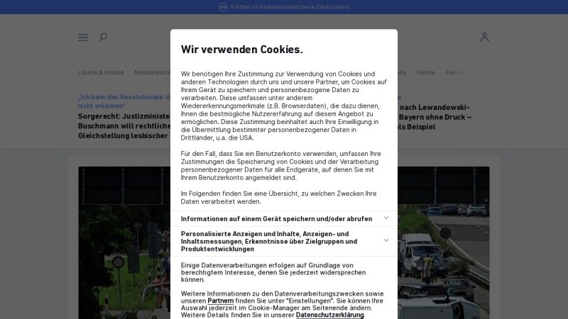www.ln-online.de Vorschau, Lübecker Nachrichten