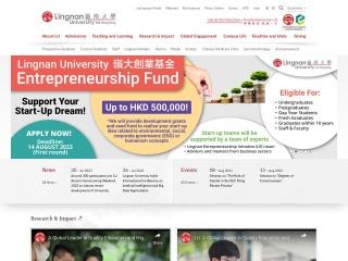 ln.edu.hk 的快照