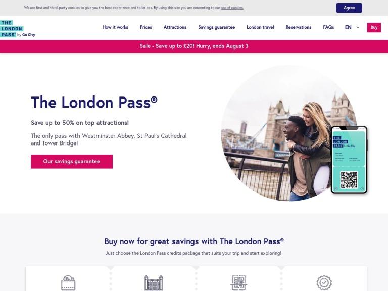 London Pass screenshot
