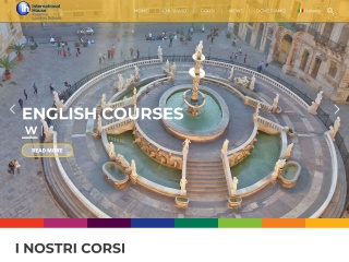 screenshot londonschool.it