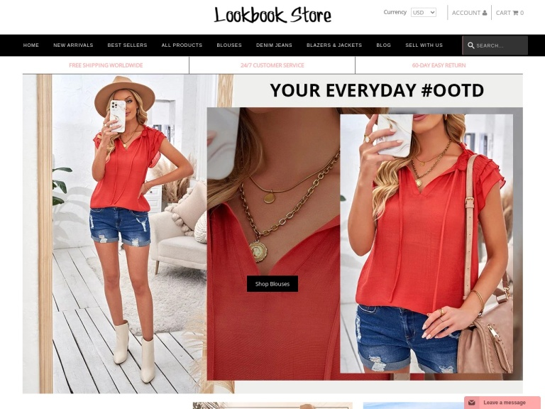 Lookbook Store Coupon Codes