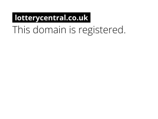 Screenshot for lotterycentral.co.uk