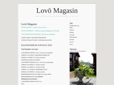 www.lovomagasin.se