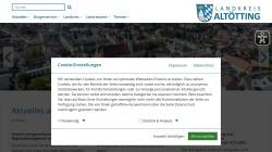 www.lra-aoe.de Vorschau, Landratsamt Altötting