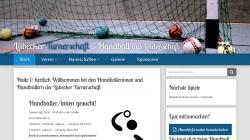 www.lt-handball.de Vorschau, Lübecker Turnerschaft