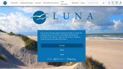 www.luna-appartements.de Vorschau, Ferienwohnungen in St. Peter-Ording