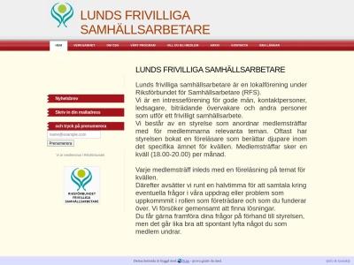 www.lundsfrisam.n.nu