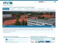 Landesamt für Umwelt, Naturschutz und Geologie (LUNG)