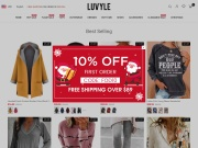 Luvyle Inc coupon code