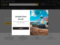 Luxe Auto Concepts Fast Coupon & Promo Codes