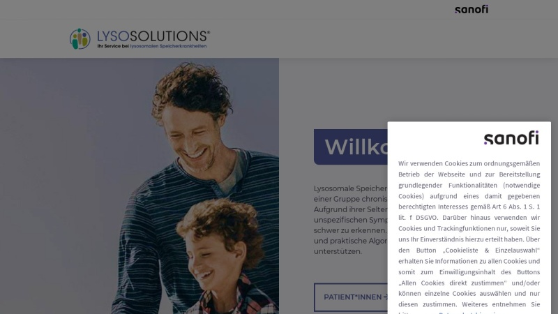 www.lysosolutions.de Vorschau, Lysosolutions