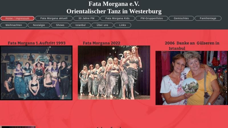 www.m-a-fatamorgana.de Vorschau, Fata Morgana