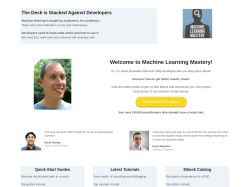 Machinelearningmastery