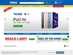 Macmall Affiliate Advantage Network screenshot