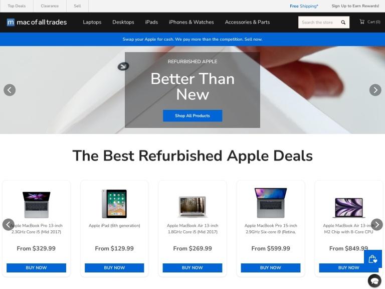 Mac of all Trades Coupon Codes screenshot